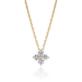 STAR JEWELRY - スタージュエリー k18 BRIGHTEST STAR ネックレス