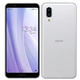 アクオス(AQUOS)のAQUOS sense3 plus SH-RM11 SIMフリー②(スマートフォン本体)