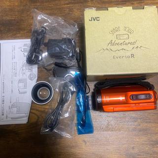 ケンウッド(KENWOOD)のビデオカメラ  JVC GZ-RX680 Everio R(ビデオカメラ)