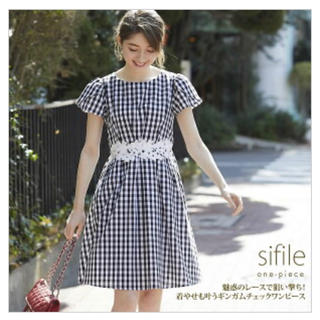 tocco - ♡ギンガムチェックワンピース♡tocco closet♡