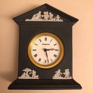 ウェッジウッド(WEDGWOOD)の期間限定お値下げ!ウェッジウッド ジャスパーシリーズ 置き時計(置時計)