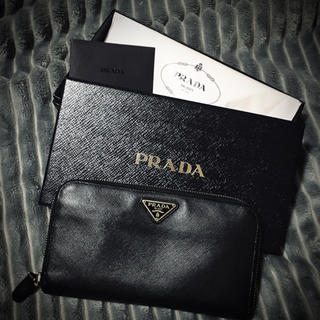 PRADA - プラダ 長財布