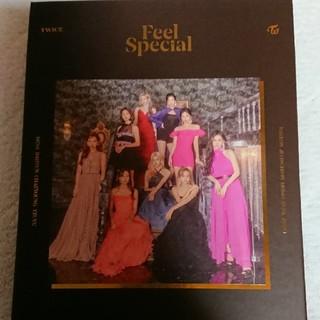 トワイスのFeel SpecialCD(K-POP/アジア)