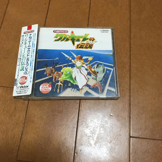 BANDAI NAMCO Entertainment - ナムコゲームサウンドエクスプレスvol1ワルキューレの伝説