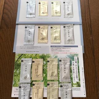 サイシュンカンセイヤクショ(再春館製薬所)のドモホルンリンクル 基本4点 サンプル16点(サンプル/トライアルキット)