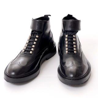 DIOR HOMME - 元Dior homme デザイナー kris van assche ブーツ 40