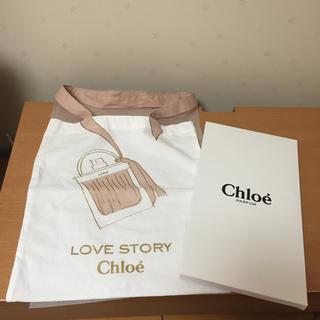 クロエ(Chloe)の新品クロエラブストーリーエコバッグ(エコバッグ)