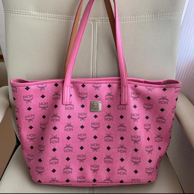 MCM(エムシーエム)のトートバッグ レディースのバッグ(トートバッグ)の商品写真
