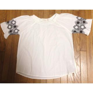 キューティーブロンド(Cutie Blonde)のキューティブロンド 半袖ブラウス Tシャツ(シャツ/ブラウス(半袖/袖なし))