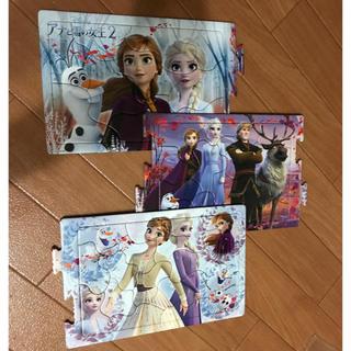 アナと雪の女王 - パズル