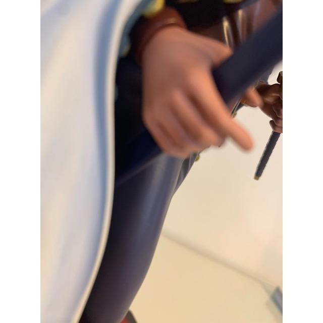 ワンピース フィギュア 【ステンレス中将・ドーベルマン中将】 POPサイズ エンタメ/ホビーのフィギュア(アニメ/ゲーム)の商品写真