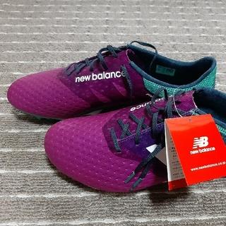 ニューバランス(New Balance)の【新品未使用】サッカースパイク ニューバランス フューロン SG 27.5cm(シューズ)