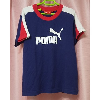 PUMA プーマ 半袖Tシャツ 130(Tシャツ/カットソー)