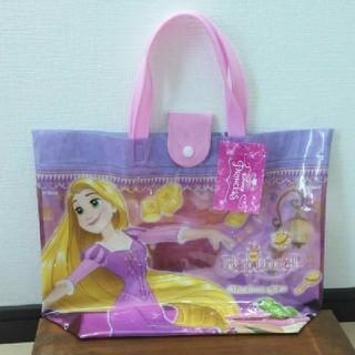 ディズニー(Disney)の【新品タグ付】プールバッグ☆ラプンツェル(その他)