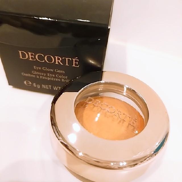 COSME DECORTE(コスメデコルテ)の✨美品✨コスメデコルテ  アイグロウジェム #OR200 今季限定品  コスメ/美容のベースメイク/化粧品(アイシャドウ)の商品写真