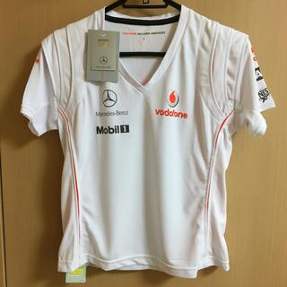 《お値下げ》Vodafone マクラーレン メルセデス Tシャツ