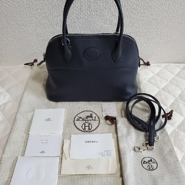 Hermes(エルメス)のHERMES ボリード27 レディースのバッグ(ハンドバッグ)の商品写真