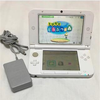 ニンテンドー3DS - 任天堂 3DS LL  本体 とび森付き