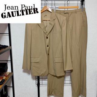 Jean-Paul GAULTIER - ゴルチエ Jean Paul Gaultier セットアップ スーツ フレア
