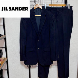 Jil Sander - ジルサンダー JIL SANDER セットアップ ストライプ スーツ