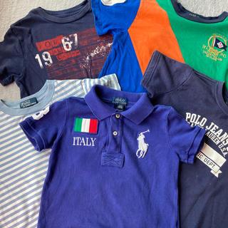 Ralph Lauren - ラルフローレン ポロシャツ、Tシャツ5枚