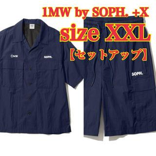 GU - 1MW by SOPH. +X セットアップ【XXL】