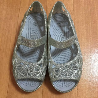 crocs - クロックス crocs イザベラ 18センチ 18.5センチ