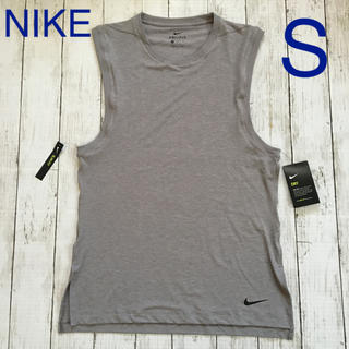 NIKE - NIKE ランニング ノースリーブ メンズS トレーニング 定価5500円税込み