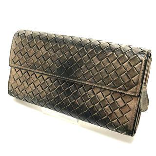 ボッテガヴェネタ(Bottega Veneta)のボッテガヴェネタ  ✨イントレチャート長財布✨(財布)