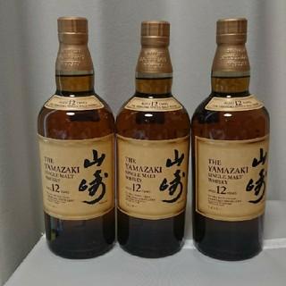 サントリー - 山崎ウイスキー12年(700ml12本セット)