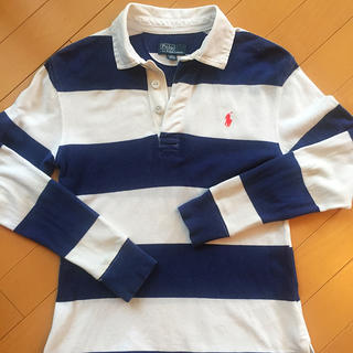 Ralph Lauren - 【ラルフローレン】美品 ラガーシャツ サイズ8yr