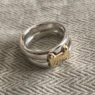 エルメス(Hermes)のHERMES / コンビ リング(リング(指輪))