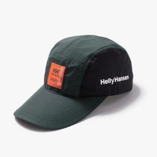 W)taps - 送料込WTAPS x HELLY HANSEN CAP NYLON T-5 01