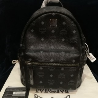 MCM - mcmバックリュック 黒
