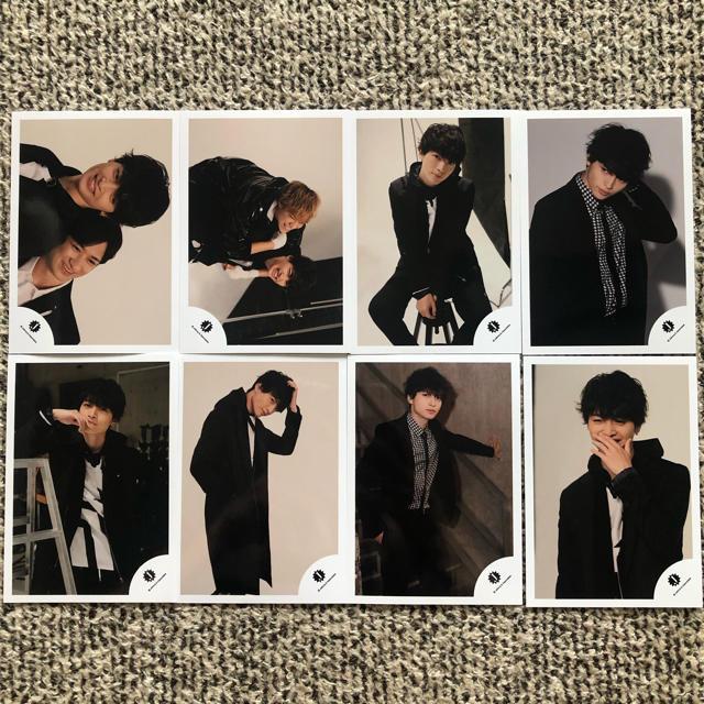 Kis-My-Ft2(キスマイフットツー)のキスマイ 玉森裕太 公式写真 ドリボ 8枚 エンタメ/ホビーのタレントグッズ(アイドルグッズ)の商品写真