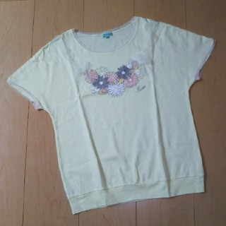 トッカ(TOCCA)のTOCCA カットソー 160cm(Tシャツ/カットソー)