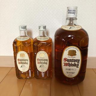 サントリー - ウイスキー白角 白角淡麗辛口