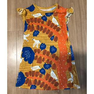 Design Tshirts Store graniph - グラニフ ワンピ 130