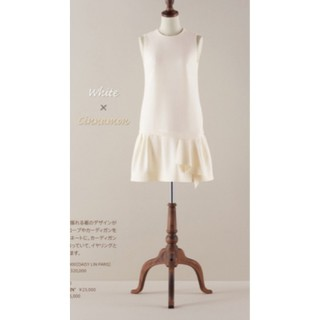 FOXEY - FOXEY*フォクシー*オルセーワンピース*38*美品