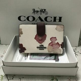 コーチ(COACH)のCOACH二つ折り財布で国内発送 F39172(折り財布)