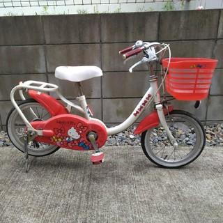 ハローキティ - 自転車 14インチ ハローキティ