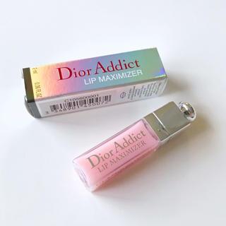 Dior - ディオール アディクト リップ マキシマイザー 001 ピンク ミニサイズ