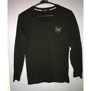 ドルチェアンドガッバーナ(DOLCE&GABBANA)のDOLCE&GABBANA 長袖 プレート付き(Tシャツ/カットソー(七分/長袖))