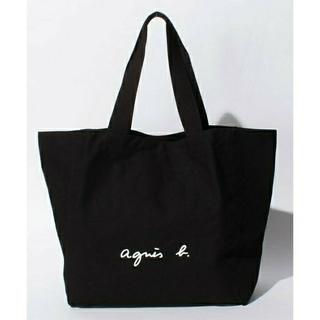 agnes b. - 新品⭐アニエスべ-ト-トバッグ ブラック