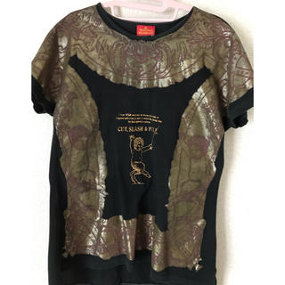 Vivienne Westwood - ★希少★ヴィヴィアン ウエストウッド サティアTシャツ