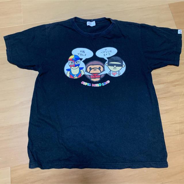 A BATHING APE(アベイシングエイプ)のエイプのTシャツ メンズのトップス(Tシャツ/カットソー(半袖/袖なし))の商品写真