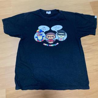 アベイシングエイプ(A BATHING APE)のエイプのTシャツ(Tシャツ/カットソー(半袖/袖なし))