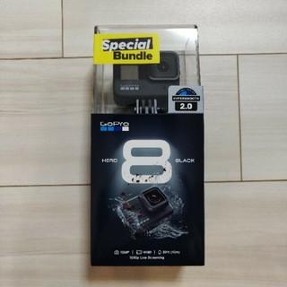 GoPro - 新品未開封】GoPro HERO8 限定ボックスセット CHDRB-801-FW