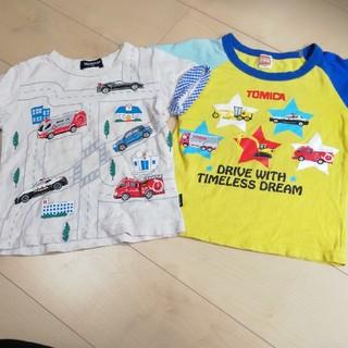 タカラトミー(Takara Tomy)のトミカ 100 半袖Tシャツ(Tシャツ/カットソー)