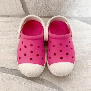 crocs - クロックス サンダル C7(15センチ)